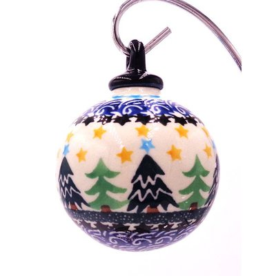 CA Christmas Tree Ornament