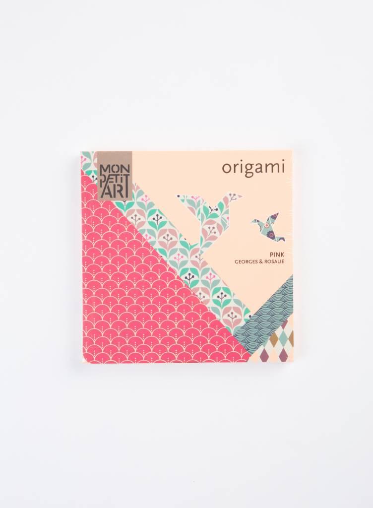 Mon Art Origami, Pink, TU
