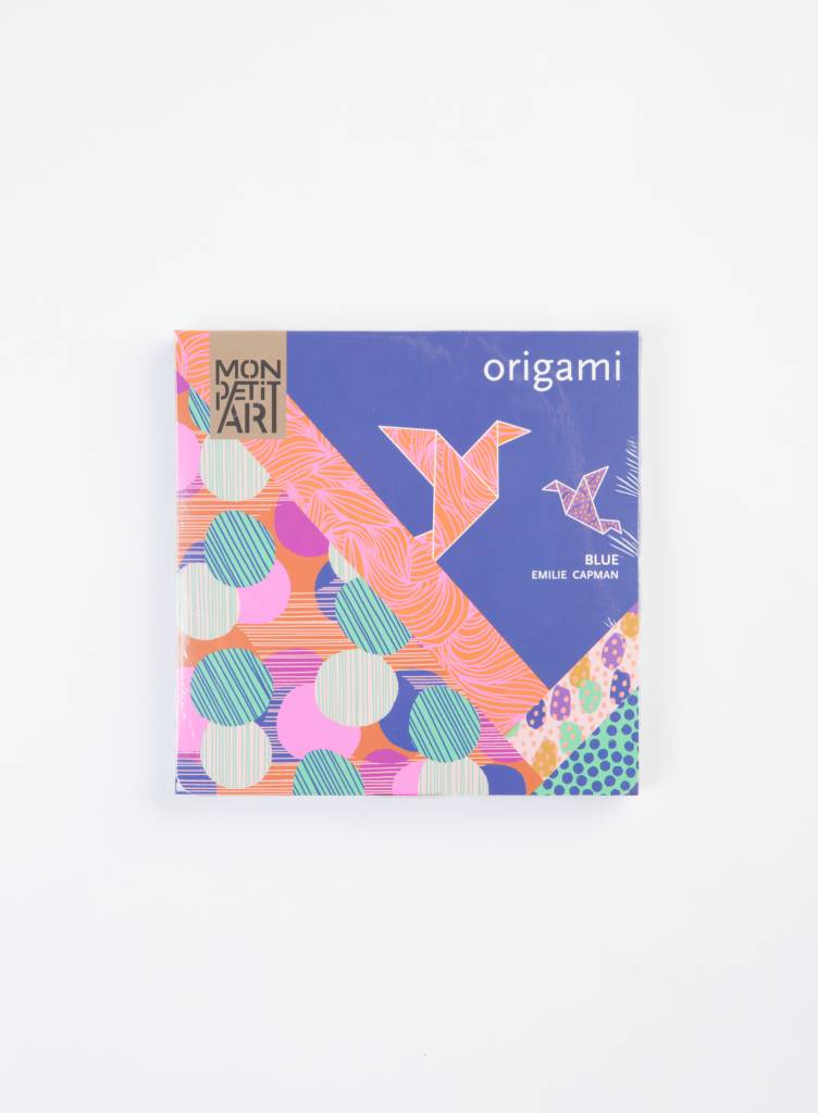 Mon Art Origami, Blue, TU