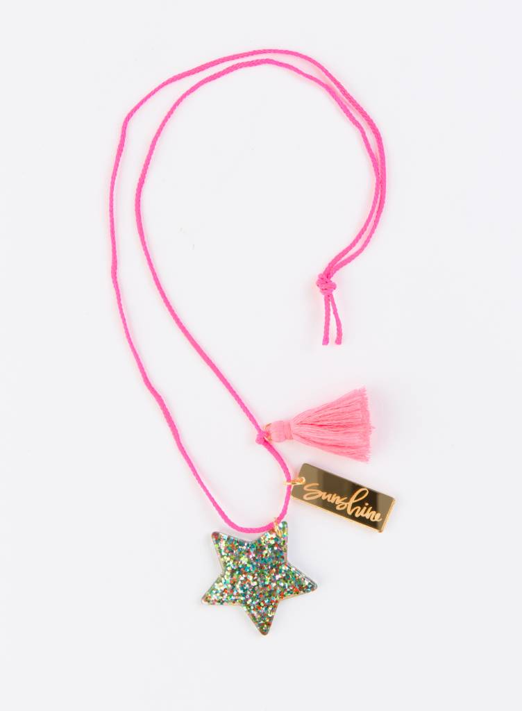 Gunner & Lux Sunshine Necklace