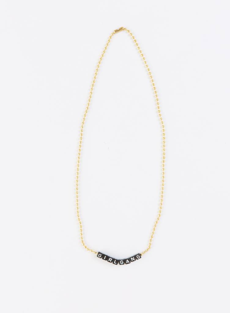 Gunner & Lux Girl Gang Necklace