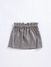 Louis Louise Wool Kiki Skirt