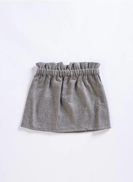Louis Louise Wool Kiki Skirt