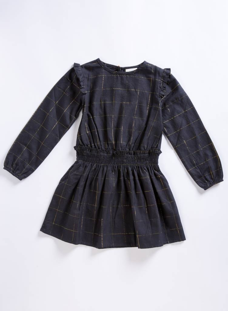 Louis Louise Black Uma Dress