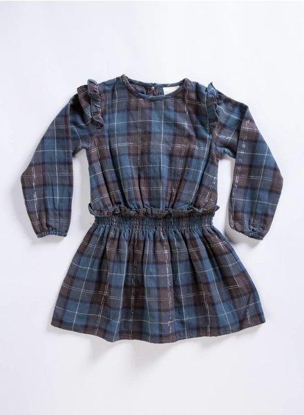 Louis Louise Blue Uma Dress