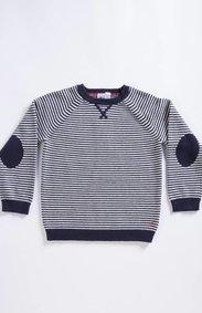Petit Bateau Striped Sweater