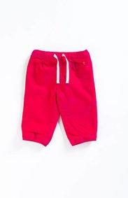 Petit Bateau Pink Corduroy Pants