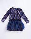 EGG Navy Amy Dress