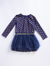 EGG Navy Amy Dress