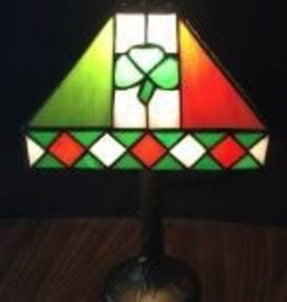 St. Patrick's Day Celebration Lamp