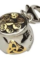 Celtic Trinity Pot of Gold