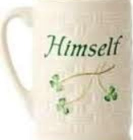 Belleek Himself Mug 12oz