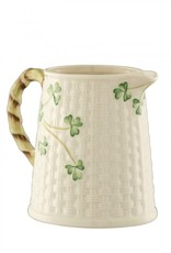 Belleek Shamrock Jug