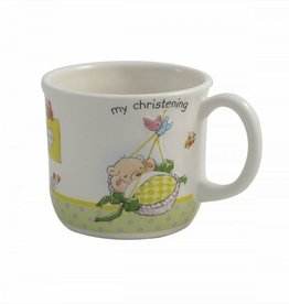 My Christening Mug