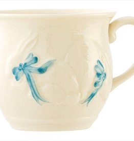 Belleek Baby Boy Bunny Cup