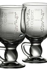Galway Crystal Irish Coffee Pair