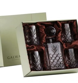 Galway Renmore Decanter Set