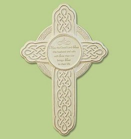 Irish Wedding Cross