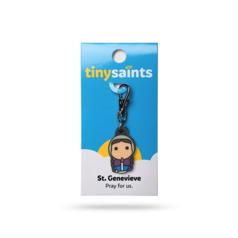 Tiny Saints Saint Genevieve