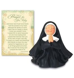 "Sister Folk ""I Said a Prayer"" Figurine"