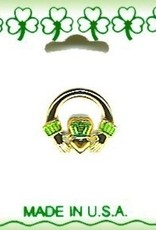 Claddagh Tac Pin