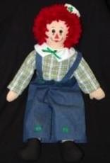 Himself Rag Doll