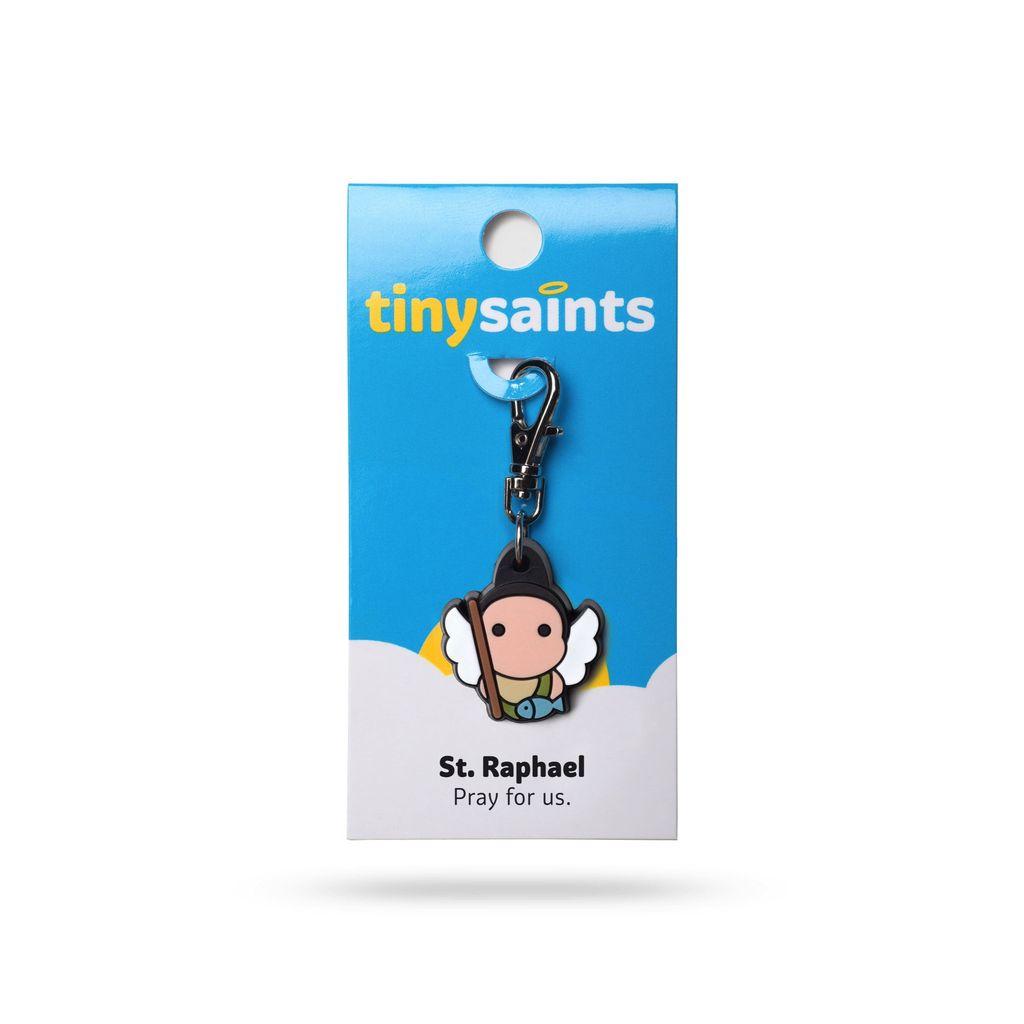 Tiny Saints Saint Raphael