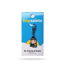 Tiny Saints Saint Francis of Assisi