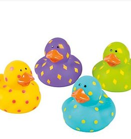 Bright Patter Rubber Ducky