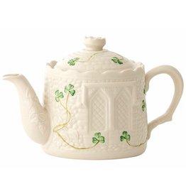 Belleek Classic Castle Teapot