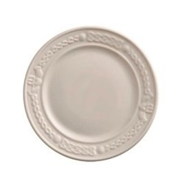 "Belleek Classic Claddagh 5"" Side Plate"