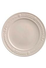 Belleek Classic Claddagh Dinner Plate