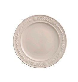 Belleek Classic Claddagh Dinner Plate
