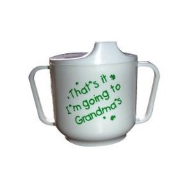 That's it. I'm going to Grandma's - Sippy Cup w/ Two Handles