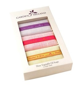 Garden of Ireland Soap Gift Box