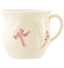 Belleek Baby Girl Bunny Cup