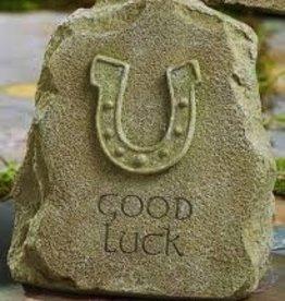 Good Luck Garden Stone