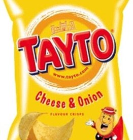 Tayto NI Cheese and Onion Chips