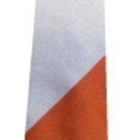 Irish TriColor Tie - Green, White & Orange