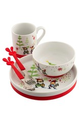 Santa's Little Helper, 5 piece set