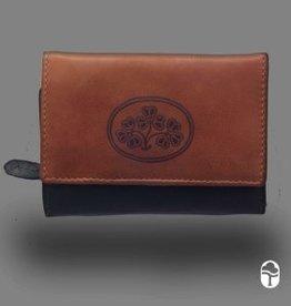 Tinnakeenly Leathers Ltd. Wrap Purse