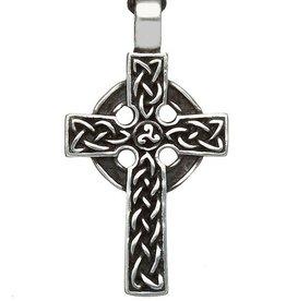 Celtic Cross Green Legend Choker