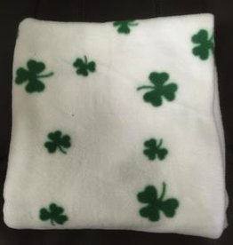 Shamrock Fleece Blanket