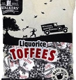 Walkers Nonsuch Liquorice Toffee