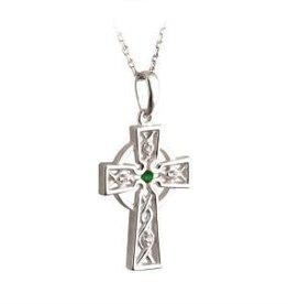 S/S Celtic Cross Pendant
