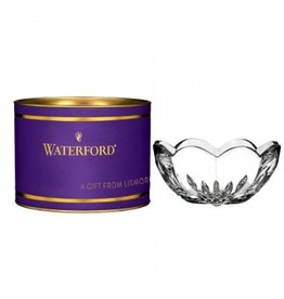 Waterford Lismore Heart Bowl