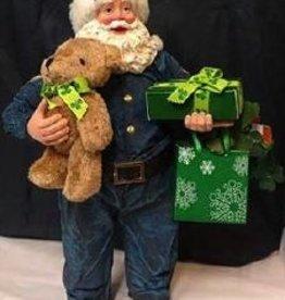 Officer Lucky Santa