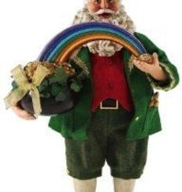 Leprechaun Loot Santa