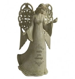 """With You Always"" Angel Figurine"