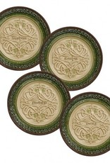 Celtic Dessert Plate w/ Stand